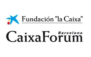 Fundació La Caixa Forum Logo