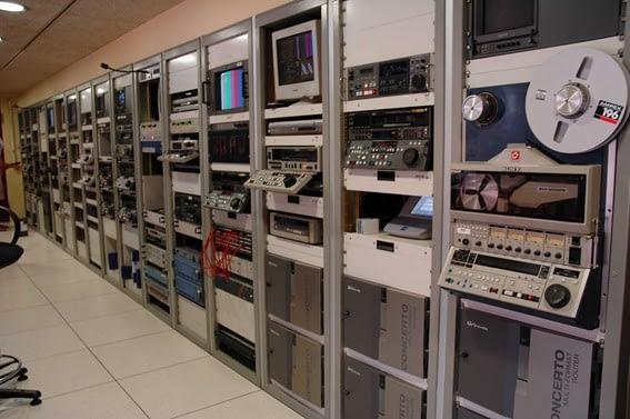 Sistemas antiguos de Broadcast PROVITEC