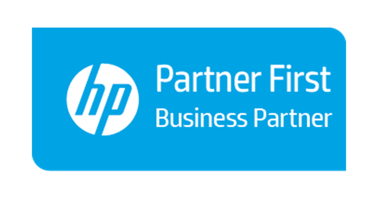 HP partners logo