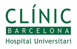 Logo Hospital Clinic Barcelona