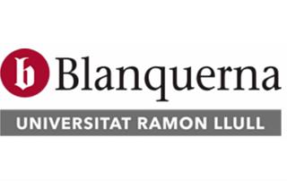 Blanquerna Universitat Ramon Llull logo