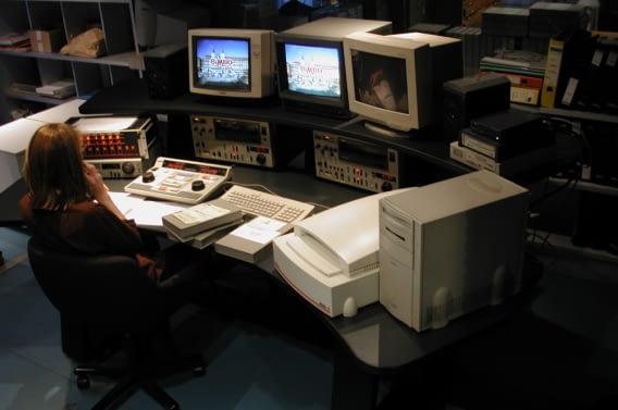 Comienzo de PROVITEC con ordenadores de Broadcast