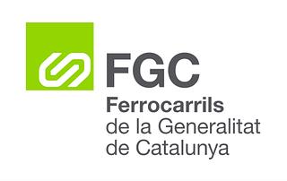 FGC Ferrocarrils de Catalunya logo