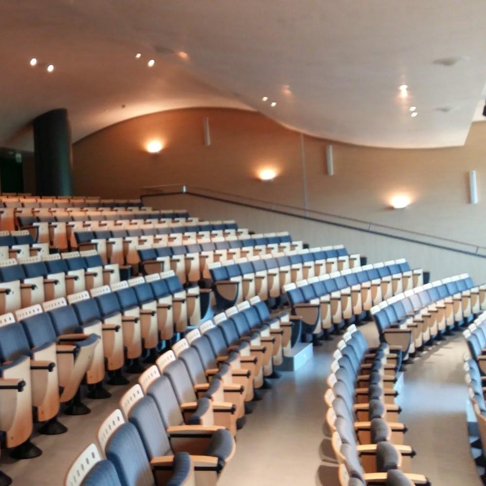Instalación de auditorio