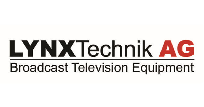 LYNX logo equipos de broadcast televisión