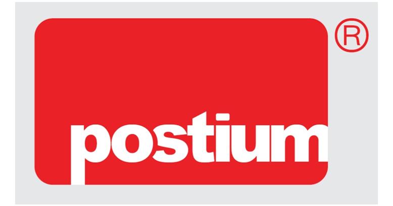 Logo Postium monitores LCD